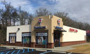 MainStreet Family Care walk-in clinic in Millbrook, AL